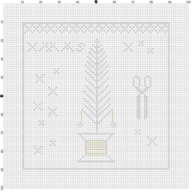 36 best Crosstitch Charts images on Pinterest Punch needle - free chart