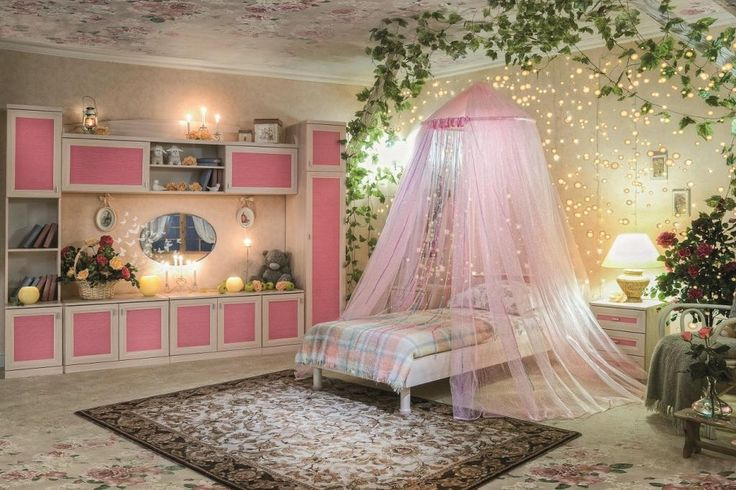 http://taizh.com/wp-content/uploads/2015/09/fascianting-Children-Bedroom-Designs-with-white-bed-then-pink-canopy-bed-plus-floral-ceiling-idea.jpg