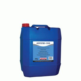 ADIUM 150: Liquid polycarboxylic-based admixture acting as concrete superplasticizer. When added during preparation of concrete, reduces water demand up to 30%. When added to the ready-mixed concrete improves significantly its workability (self-compacting concrete), without need of additional water. Ideal for precast concrete elements.