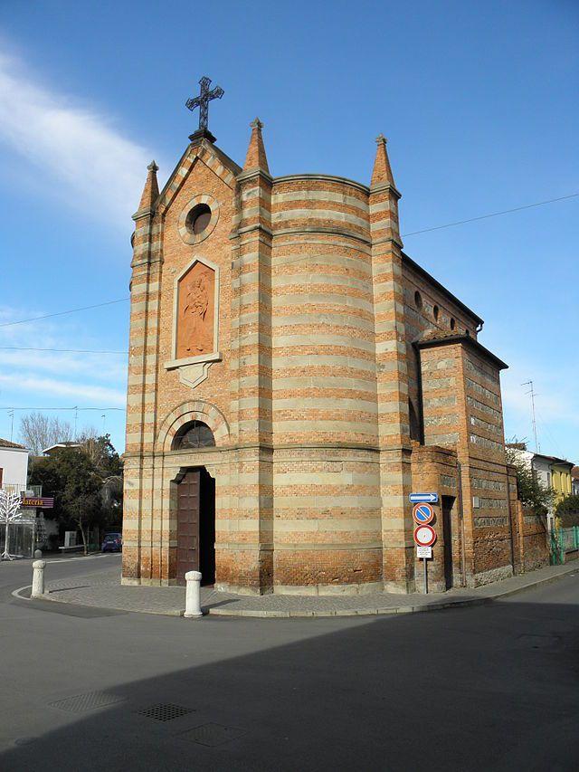 Oratorio della Beata Vergine di Pompei, Rovigo