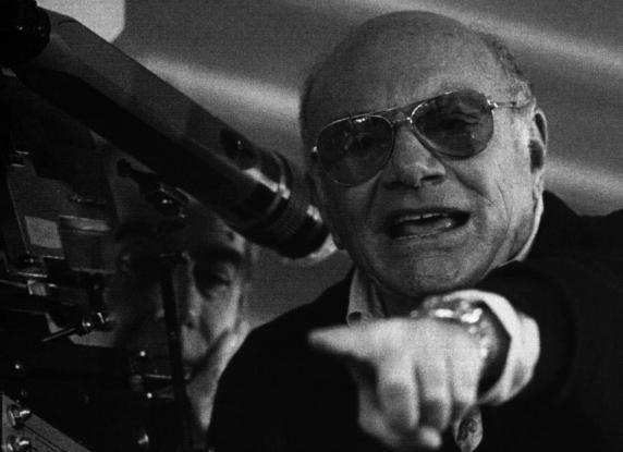 Francesco Rosi, film director (The Mattei Affair)AHEAD OF HIS TIME!
