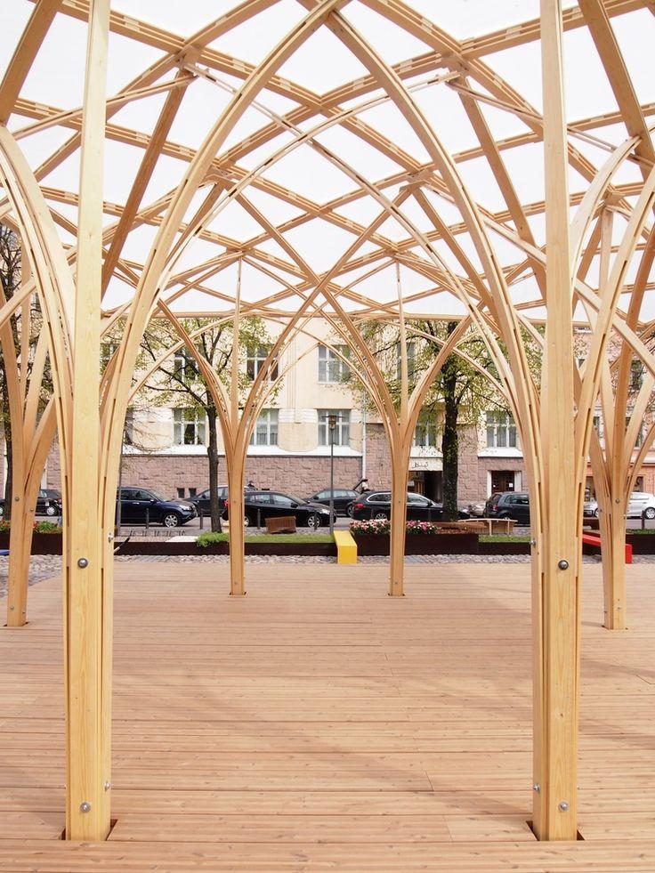Galeria de Os melhores projetos universitários do mundo construídos por nossos leitores - 46