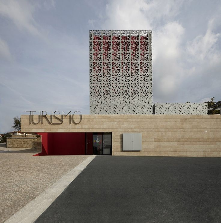 Tourist Office and Landscaping of Quinta do Aido / CG+LSC