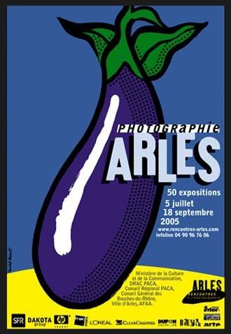Photographie Arles 2005, Michel Bouvet