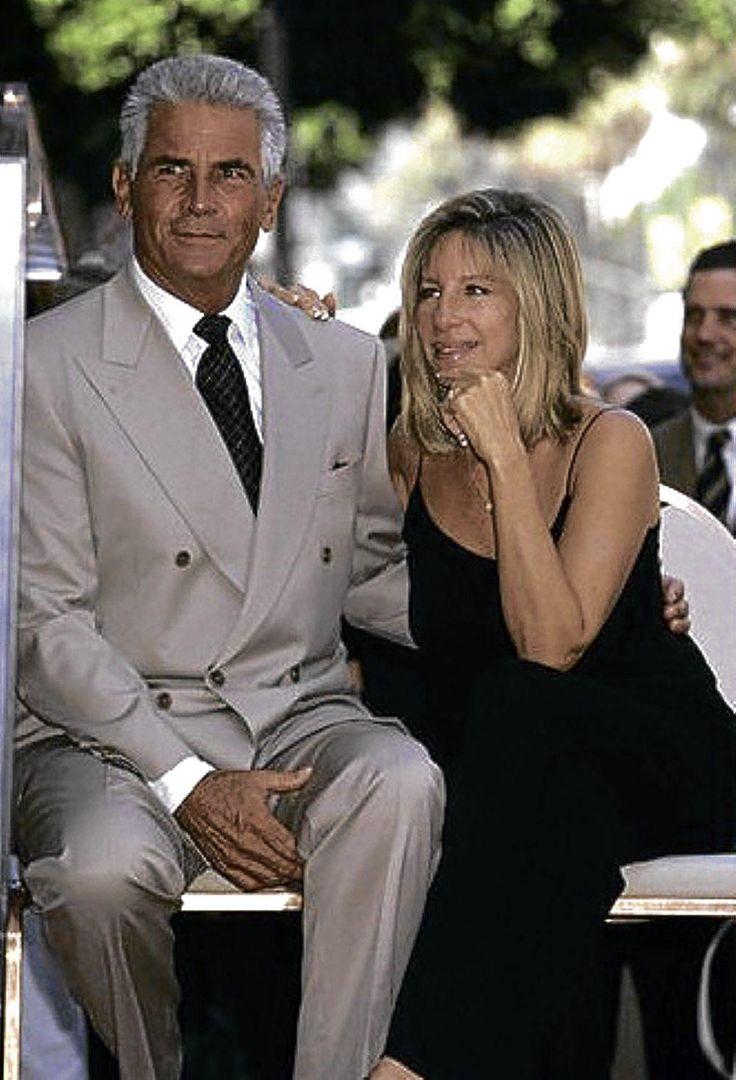 Barbra Streisand Husband and Son | barbra streisand and james brolin been together · duck sauce barbra ...