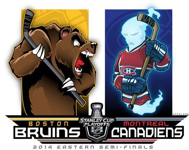 BarDown: Second round playoff cartoons