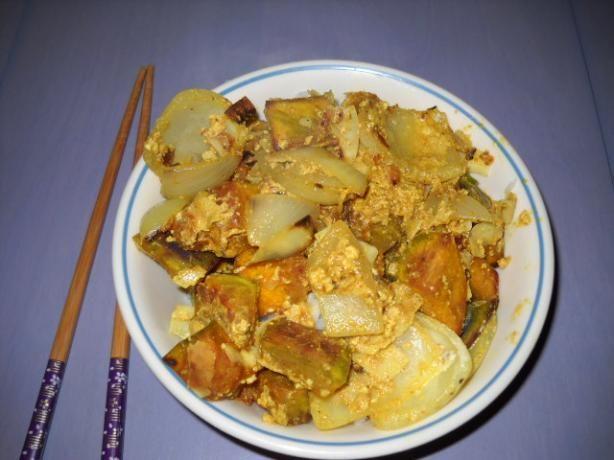 Kabocha Madras Curry | Recipe