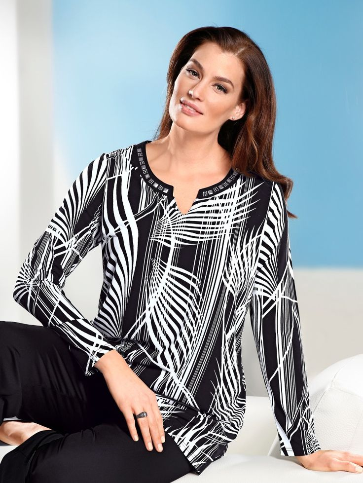 Longshirt Julietta | meyer-mode.de