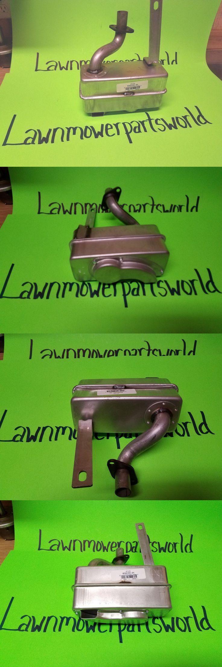Parts and Accessories 82248: Craftsman Husqvarna Poulan Mower Kohler Engine Muffler 159420 532159420 Oem New -> BUY IT NOW ONLY: $59.5 on eBay!