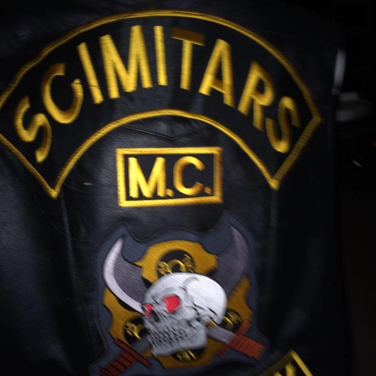 scimitars motorcycle club