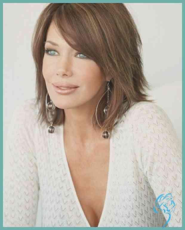 15 Luxus Frisuren Mittellang Braun Besten Frisuren Damen