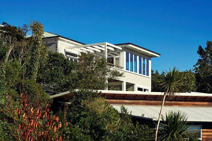 Solari Architects - Wadestown House - exterior