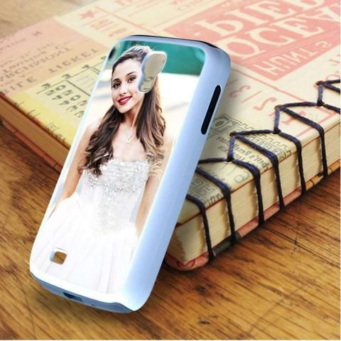 Ariana Grande Red Lips Samsung Galaxy S4 Case