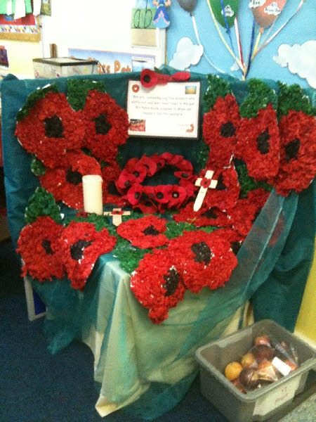Remembrance Sunday from Katie