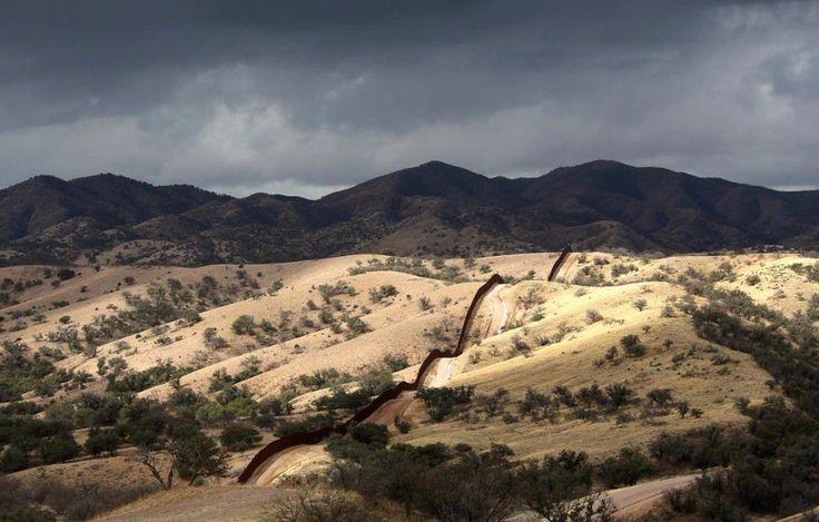 nogales arizona muro fronterizo