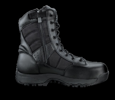 SWAT boots .