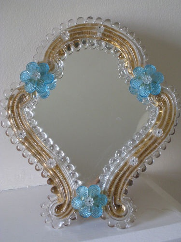 Awesome Murano Mirror Design