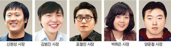 [비즈 프런티어] 소셜ㆍ모바일에 부는 '20대 사장님 열풍'