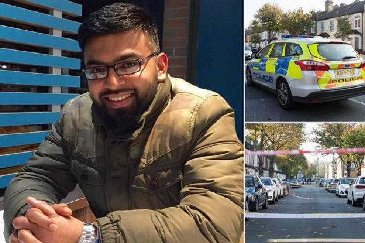 Muslim pizza delivery man may be blinded following acid attack in London