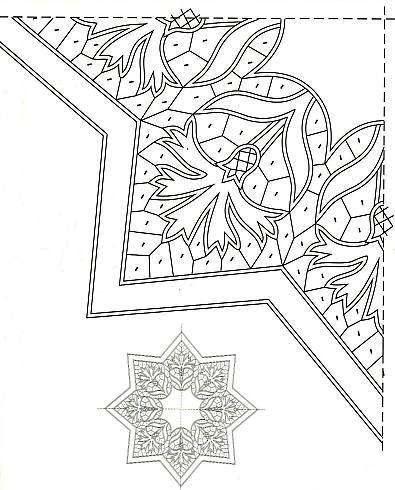 Quilting Patterns Free likewise Flower In My Star besides Kl C3 B6ppeln in addition B004kyrmvc moreover Star Motif Patterns Star Motif. on 5 point star crochet pattern