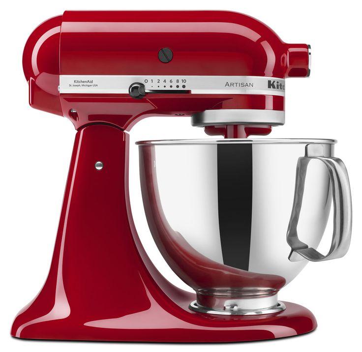 Mer enn 25 bra ideer om Kitchenaid 5ksm150ps på Pinterest Mikser - kitchenaid küchenmaschine artisan rot
