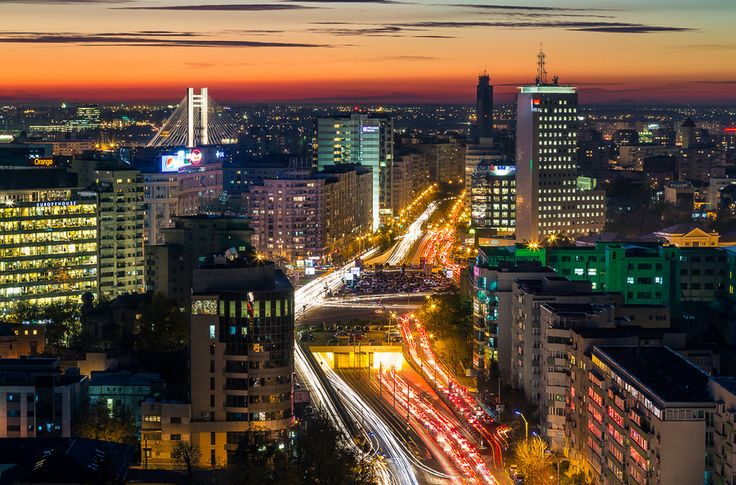 Bucharest by Cristian Vasile on 500px