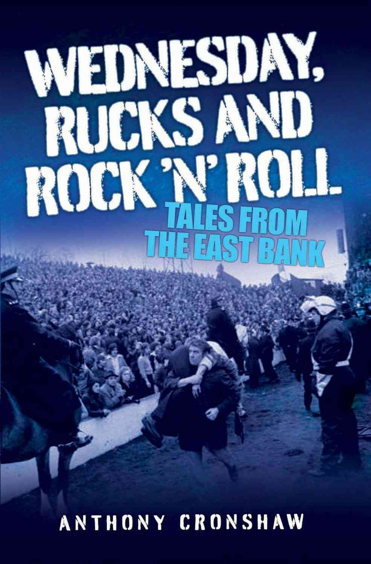 Wednesday Rucks and Rock N Roll: Tales from the East Bank