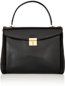Marc Jacobs The Grand Majestic leather tote on shopstyle.co.uk