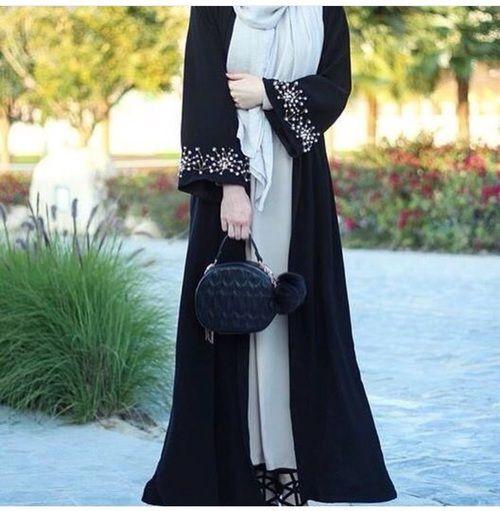 hijab, muslim, and voilé image More