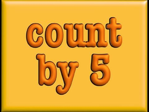 Count by 5's song-Great for practicing counting nickels! #firstgrade #skipcounting #money