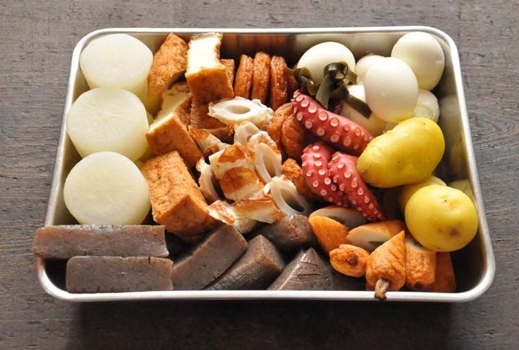 おでんの具の下ごしらえ、おでん用だしのレシピ:白ごはん.com
