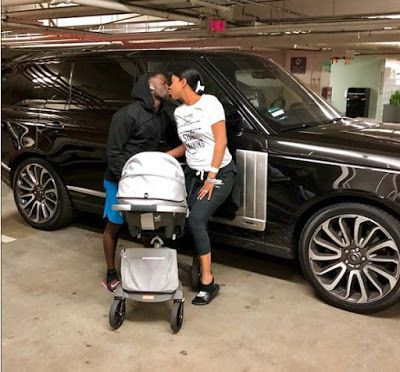 Comedian Kevin Hart, whose wife Eniko gave birth on Tuesday, Nov. 21, is  already back home to nurture their newborn baby. This is Eniko