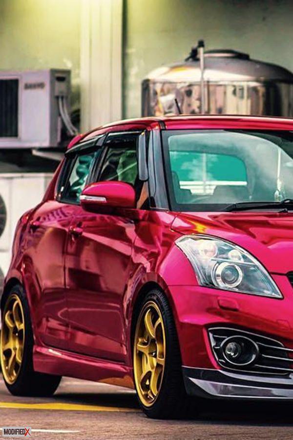 5 Stunning Modified Suzuki Swifts Custom Hatch Suzuki Swift