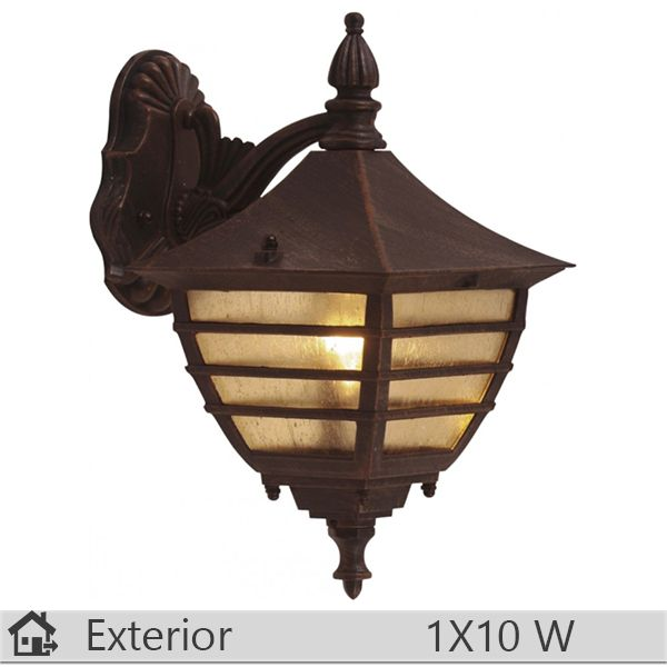 Aplica iluminat decorativ exterior Klausen, gama Dallas, model nr3 http://www.etbm.ro/