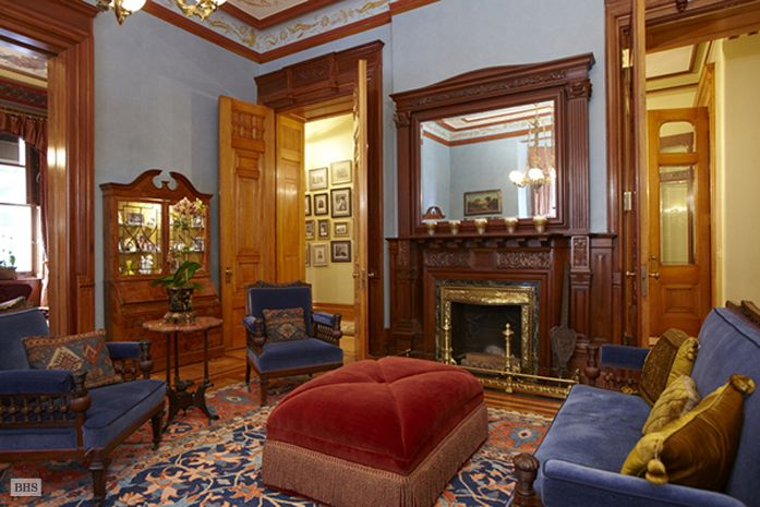 Inside One Of The Apartments In The Dakota New York City
