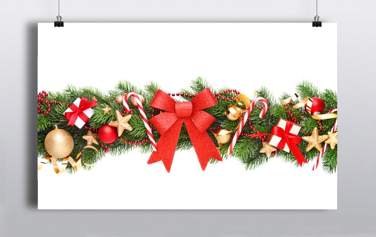 Selection of faux Christmas Garlands http://www.prophouse.ie/portfolio/christmas-garlands/