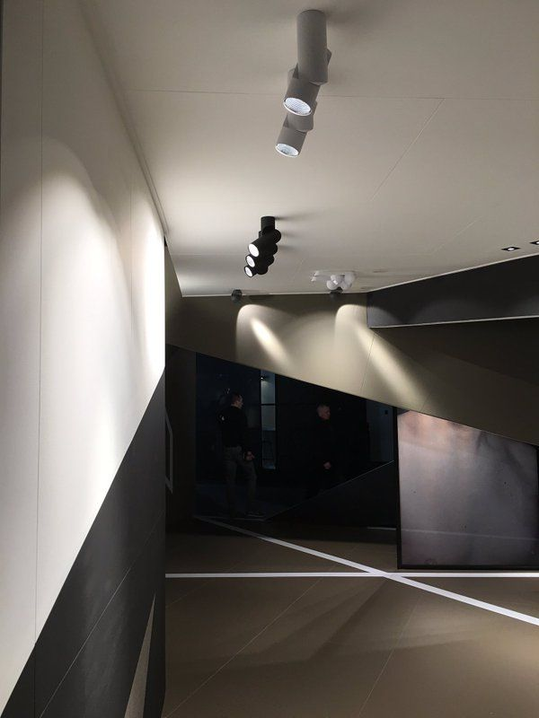 Inside Modular Lighting Instruments booth at Light+Building 2016 in Frankfurt with Semih and Marbul & The 115 best Fair booths images on Pinterest