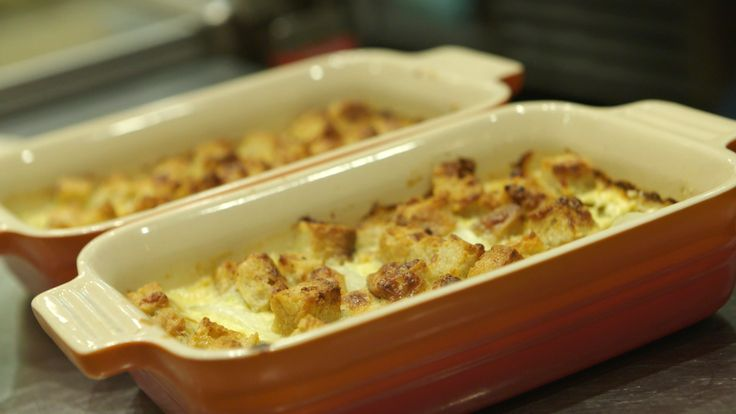 Try this recipe for Spring Onion Gratin from PBS Food.