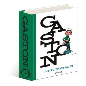 Gaston Lagaffe - Gaston Lagaffe, L'intégrale