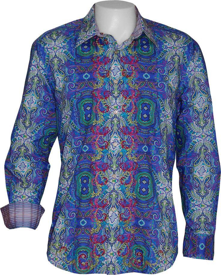 Robert Graham Lorient Sport Shirt - Robert Graham Sport Shirt - Robert Graham 2011 Resort Collection for Men