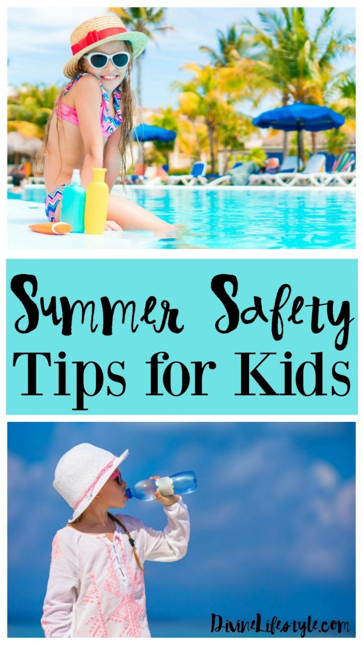 5 Summer Safety Tips for Kids with Children's Healthcare of Atlanta #sponsored