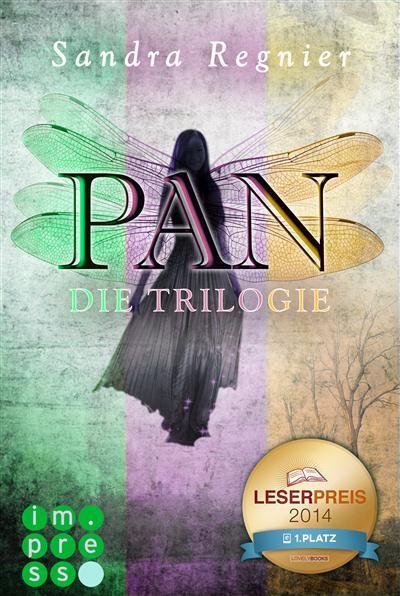 Die Pan-Trilogie. Band 1-3 als eBook