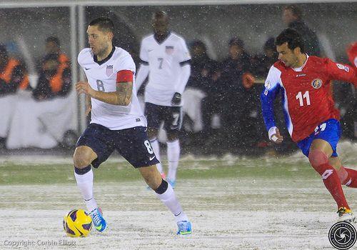 Clint Dempsey, USMNT vs Costa Rica March 22nd 2013 USMN:1 Costa Rica:0