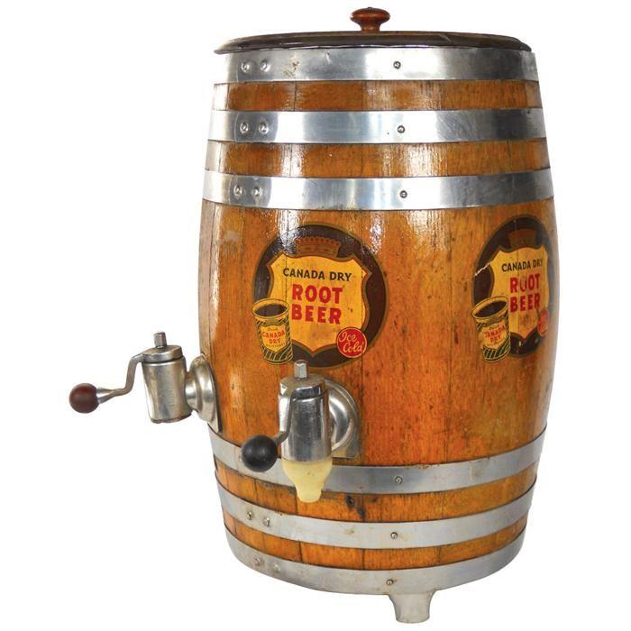 root beer keg  How cute is this!