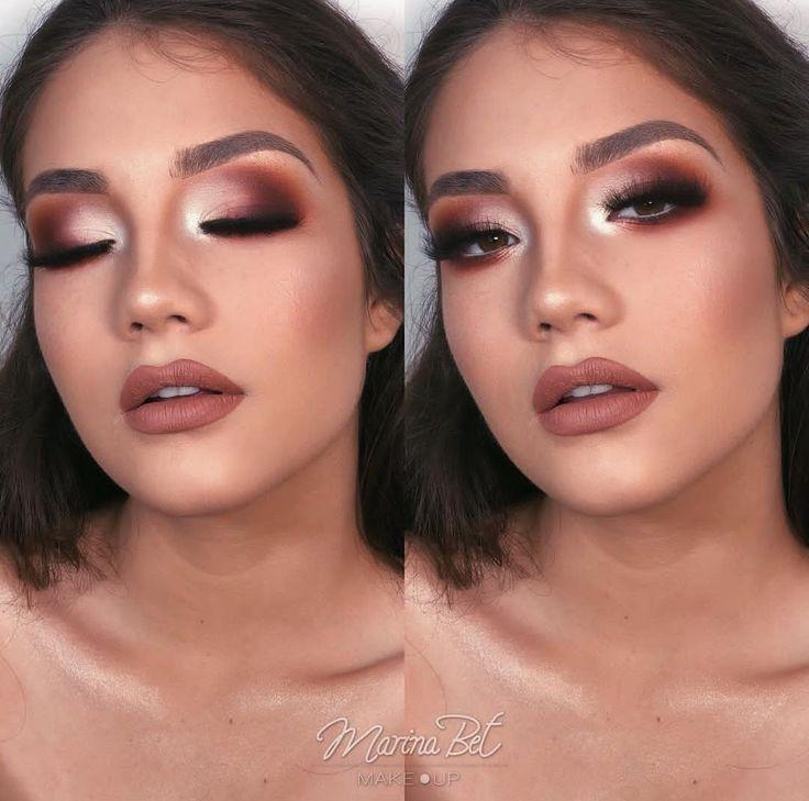 Idée Maquillage 2018 / 2019 : This eyeshadow is life! #eyeshadow #eyemakeup #makeup #mua