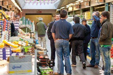 New Covent Garden Market, UK #wholesalemarkets #London