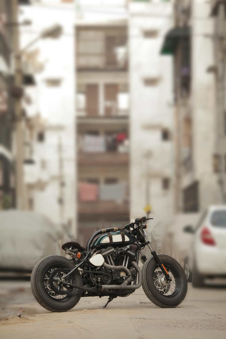 Harley Davidson 883 by TJ Moto - LGMSports.com