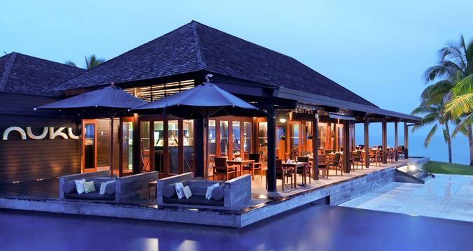 Hilton Fiji Beach Resort & Spa, Fiji - Nuku Restaurant And Outdoor Pool