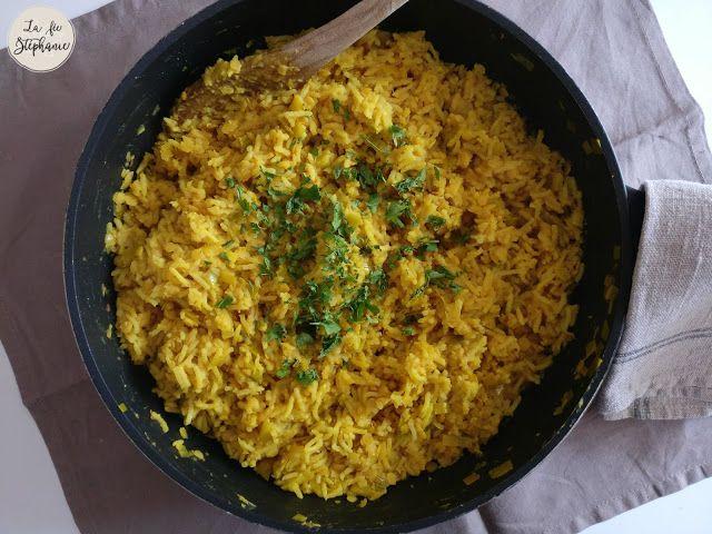 Kitchari - recette détox de riz à l'indienne - La Fée Stéphanie