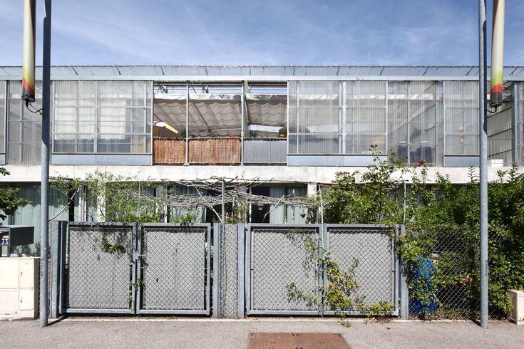 A&EB 09. Lacaton-Vassal, Duncan Lewis, Jean Nouvel, Shigeru Ban > Cité Manifeste, Mulhouse | HIC Arquitectura